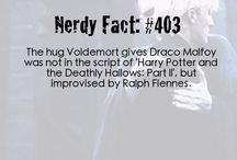 Harry Potter Facts⚡