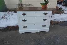Dressers - refinished furniture