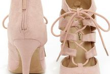 Zapatos Pee Toe De Tacón