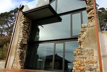Architecture Design & Details / interior and exterior