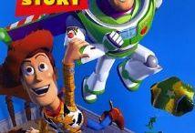 Disney & Pixar / by Kelley Yount