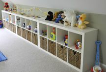 storage and decorating ideas