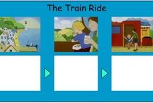 Train ride/ journeys