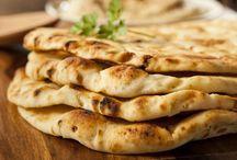 indicky chlieb