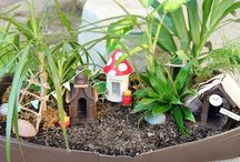 Miniature Gardens / by The Ironstone Nest
