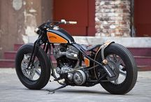 Harley-Davidson Motorcycles / The Board for Custom Harley-Davidson Motorcycles on Pinterest. 