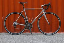 Jaegher Phantom / My personal road bike