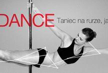 Wioletta - Instruktorka Pole Dance Project / Wioletta Kącka - Master Instruktor Stowarzyszenia, świetna zawodniczka pole dance i autorka pierwszej polskiej książki o pole dance.