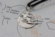 ExJe - ski & snowboard jewelry / Jewelry created by us on skiing and snowboarding