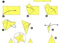 Origami / Paper sculpture