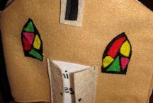 quiet book for church