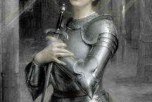 St. Joan d'arc