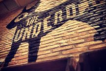 Project : The Underdog / roastery - barista workshop - coffee - beer - brunch - cocktails