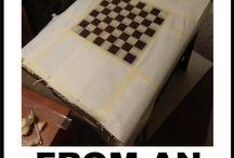 satranç tahtası yapımı