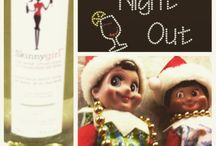 'Tis The Season For Skinnygirl / I love seeing how you're incorporating Skinnygirl into your winter festivities so I decided to share a few of your pics that I found online. How are you celebrating this season?