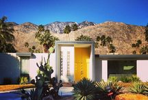 Palm Springs house design