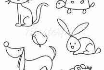 Dibujos De Líneas