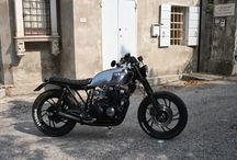 Yamaha XJ550 / Yamaha XJ 550