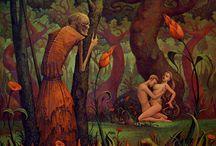 Galeria malarstwa - Malarze niemieccy