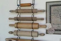 Rolling Pins / How to display my rolling pin collection