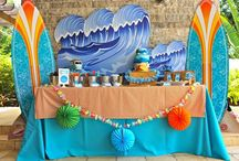 Surfer PARTY / fiesta | party