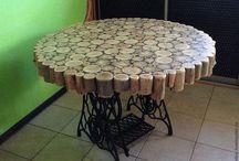 столы из дерива