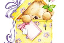 Медведи, Мишка Тедди