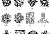 CELTIC KNOTS & TATTOOS / Alles op gebied van Keltische tekeningen al dan niet in combinatie met tattoeages.