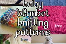Knitting : Blankets