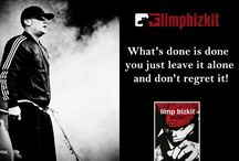 LIMP BIZKIT Song Phrases / Fred has been there done that..it reflects in his lyrics