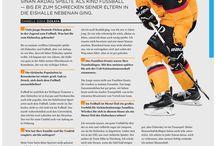 SOCRATES | Eishockey / Hier findet ihr eine exklusive Auswahl unserer Eishockey Poster und Illustrationen aus vergangenen SOCRATES Magazinen sowie alle zum Thema passenden Pins die uns gefallen.