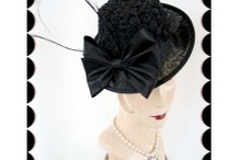 Kitten D'Amour Fascinators / Here are a selection of our Beautiful Kitten D'Amour Fascinators!