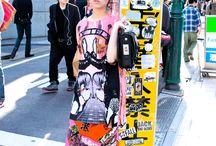 japońska moda