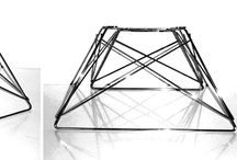 Eames: Cat's Cradle Base / Eames Chairs Cat's Cradle Base / by tururu (x4duros)