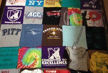 t-shirt blanket