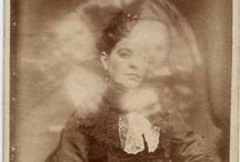 XIX-early XX century spirit photography