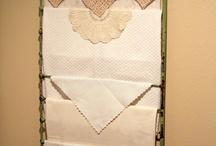 linen display