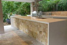 Outdoor Kitchens! / by The Kitchen Source