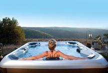 Wellness @ Home / Well-being – as individual as you are. The hot tubs from Villeroy & Boch combine innovative, high-quality technology, outstanding design and premium quality to create a unique, comprehensive experience: your very own spa!