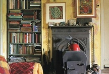 """Een kamer voor mezelf /  """"A woman must have money and a room of her own if she is to write fiction.""""  ― Virginia Woolf, A Room of One's own."""
