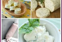 butter with herbs