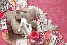 LadyRdesigns kits - Digiscrap'isa's pages / My digiscrapbooking pages made of LadyRdesigns kits  / by Isabelle Pinet
