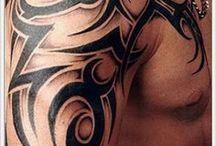 Wzory Tatuaży /Paznokcie