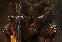Barbaros/Gladiadores
