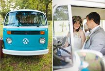 vw - mariage - photo bus