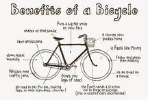 I heart bicycling / by Bri Drawbridge