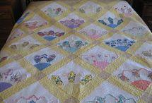 Hanky quilt