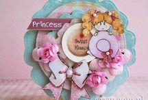 Kolekcja Mała Księżniczka / Dziewczęca kolekcja zaprojektowana przez Oliko