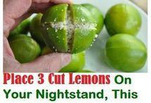 Lemons for your Nightstand