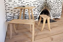 Storkhouse Raiding Furniture by Terunobu Fujimori